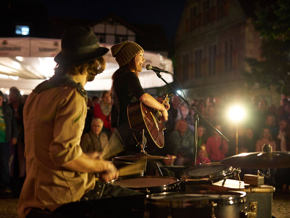 Felice & Cortes – Strassenkunstfestival – Werne – Foto by Buskerpics Izaquiel Tome