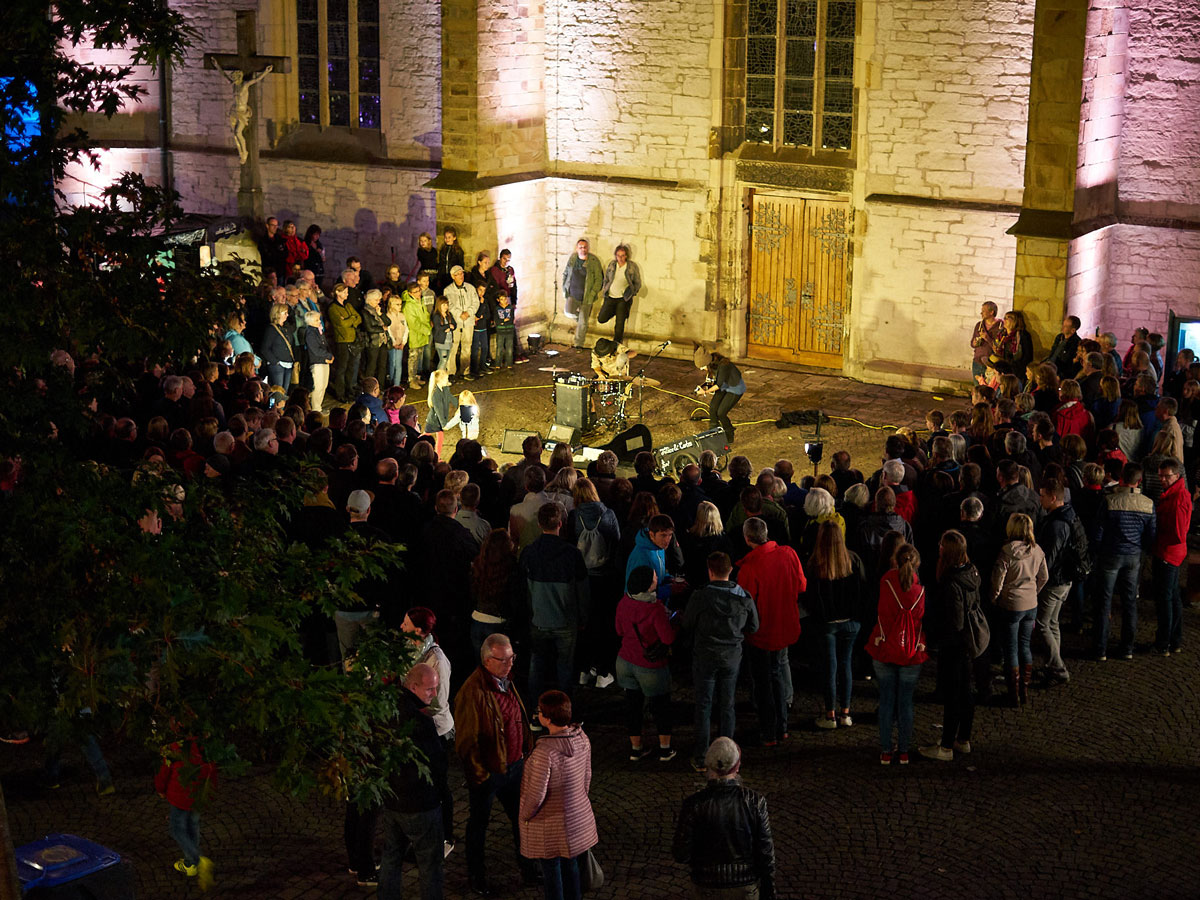 Felice & Cortes -Strassenkunst-Festival – Werne – Foto by Buskerpics Izaquiel Tome